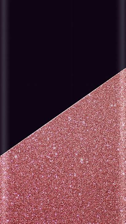 Pink Gold Rose Sparkle Glitter Iphone Wallpapers