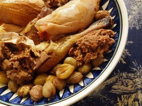 cuisine dinde dinde farcie aux morilles et marrons la tendresse en cuisine