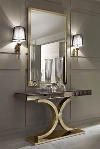 Large, Gold, Italian, Wall, Mirror