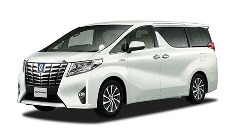toyota jp toyota launches new 39 alphard 39 and 39 vellfire 39 minivans in