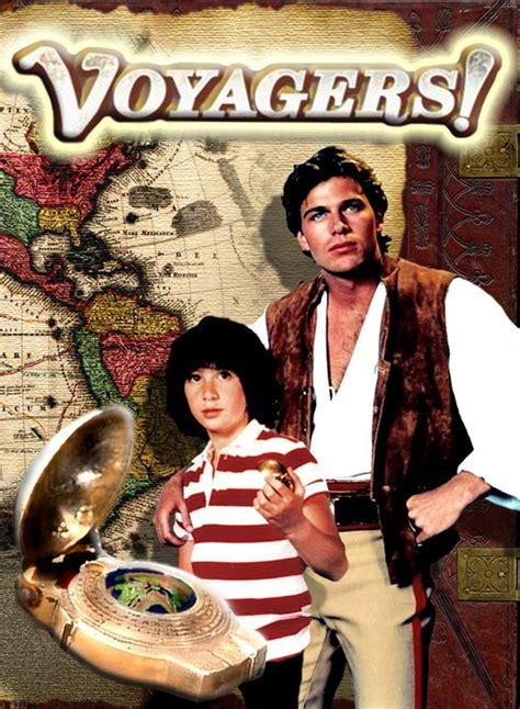 voyagers tv omni travel shows travelers 1982 called series dvd meeno peluce 1980s television star hexum erik jon help kid