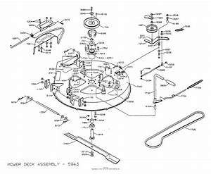 Dixon Ztr 3303  2001  Parts Diagram For Mower Deck 30 U0026quot