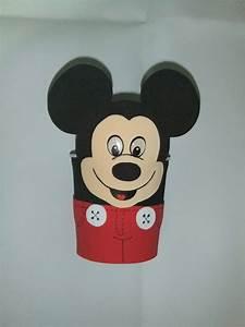 Free Mickey Mouse Templates Golosinero Mickey Y Minnie Creaciones Fatynaty