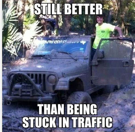 jeep stuck in mud meme pinterest the world s catalog of ideas