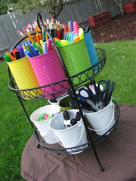 Check out more caddy coffee items in home & garden, home appliances, tools, beauty & health! Pencils caddy   Diy school supplies, School diy, School supply caddy