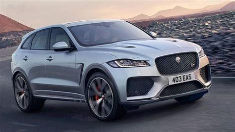 jaguar  pace svr  test autobildde