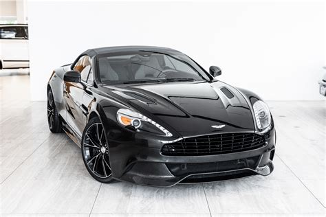 Aston Martin Vanquish Used by 2014 Aston Martin Vanquish Stock Pk01715 For Sale Near