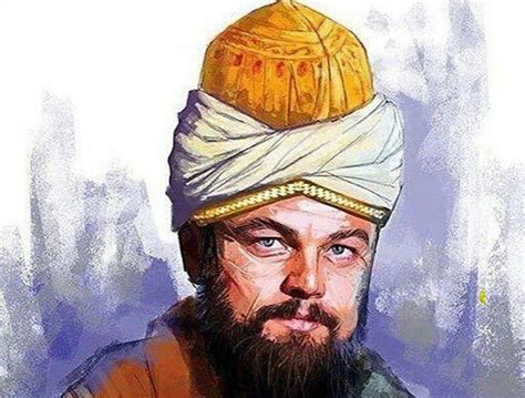 Poet Rumi by Leonardo Dicaprio Can T Play Rumi Because He Wasn T White