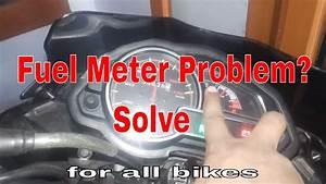 How To Repair Fuel Meter