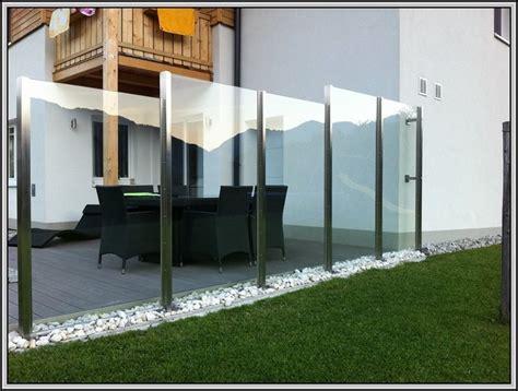 windschutz glas balkon windschutz balkon aus glas balkon house und dekor