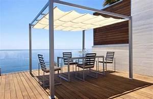 Tonnelle Pour Balcon : mobilier de jardin tonnelle carrefour ambiances jardin ~ Premium-room.com Idées de Décoration