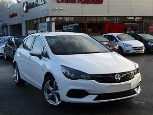 Used 2020 White Vauxhall Astra For Sale
