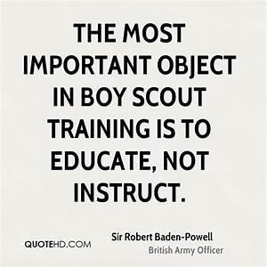 BOY SCOUTS QUOT... Skout Quotes