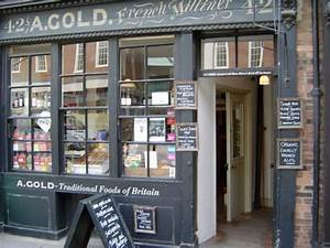 A Gold  Brushfield Street  London