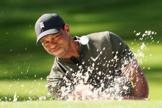 US Masters 2020: Tiger Woods in touch after first round ...