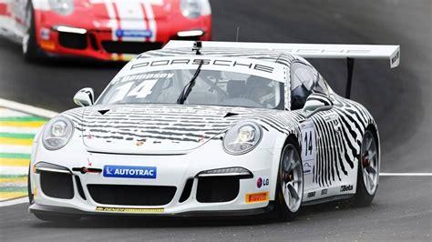 2014 Porsche 911 Gt3 Cup