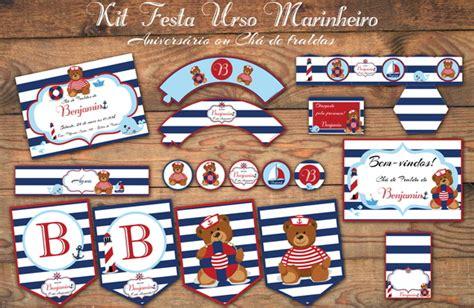 urso marinheiro kit festa digital plus no elo7 bolle it 225 lia 3f75b9