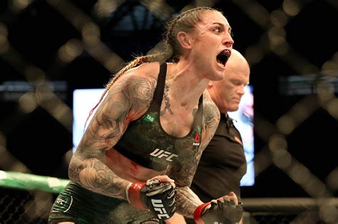 UFC Norfolk: Zarah Fairn will be ready for Amanda Nunes ...