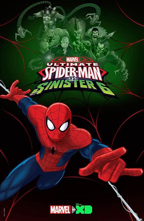 spider man avengers return  disney xd