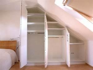 Möbel Dachschräge Ikea : dachzimmer einrichten ~ Orissabook.com Haus und Dekorationen