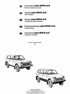 134321332 Manual Despiece Completo Lada Niva