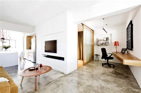 Concrete screed & the look alikes   Home & Decor Singapore