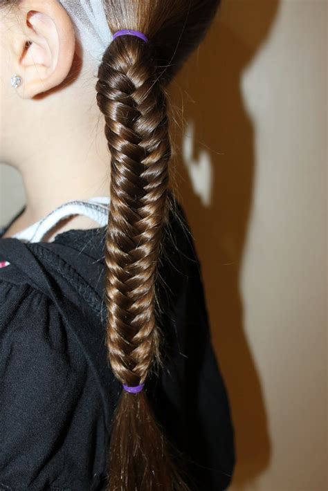 Braids Hairstyles For by 25 Fishtail Braided Hairstyles Ideas Hairstyles