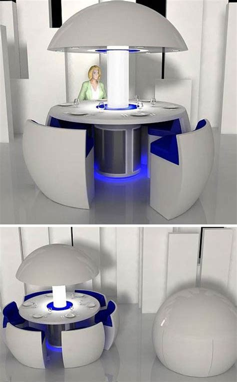 Domestic Visions: 15 Futuristic Modern Furniture Designs
