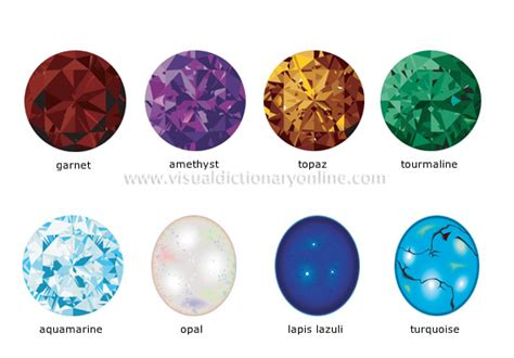 pink topaz rocks gems clothing articles personal accessories jewelry