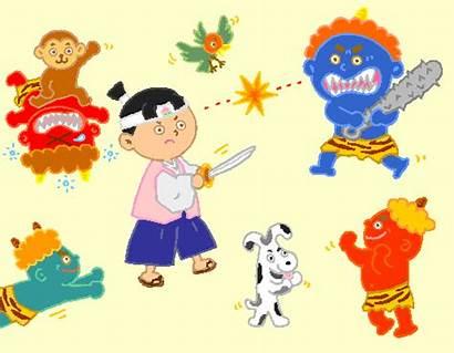 Momotaro Japan Folk Web Legends Giphy Party