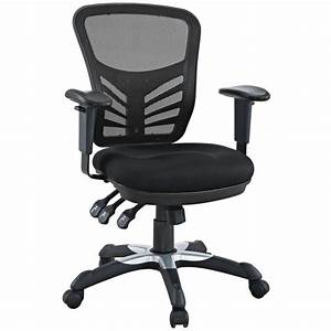 Seat Castres : lexmod articulate black mesh office chair furniture decor ~ Gottalentnigeria.com Avis de Voitures