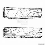 Wood Plank Clipart sketch template