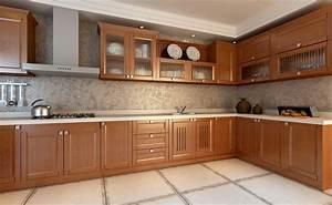 Davausnet cuisine moderne rouge tunisie avec des for Petite cuisine équipée avec meuble de salle a manger en bois massif