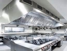 hotte de cuisine professionnelle installation de hotte de cuisine professionnelle orange