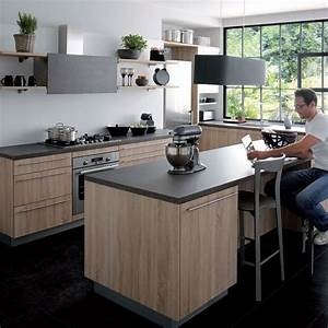 17 best ideas about cuisinella on pinterest cuisine With modele de table de cuisine en bois