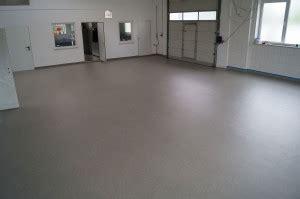 Epoxidharzboden Garage