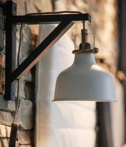 Ikea Lighting Hacks by Ikea Ranarp Wall Light Hack With Ekby Valter Brackets