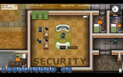 kitchen tv ideas security prison architect wiki fandom powered by wikia