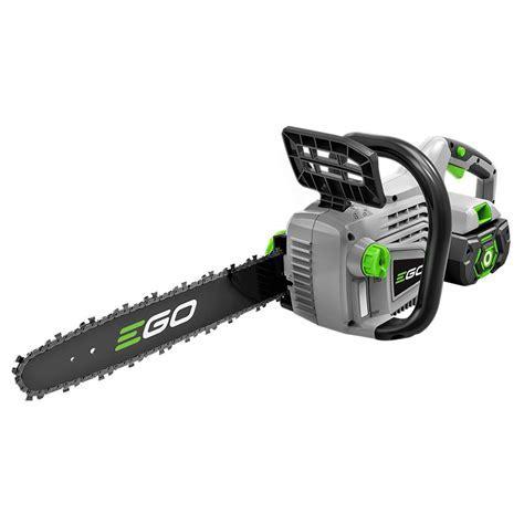 Ego CS1400E 56V Cordless Chainsaw (Power Unit)