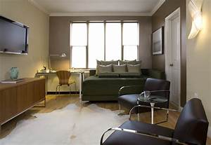 Studio apartment design clique home interior design for Interior design ideas for studio flat