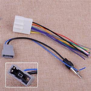 Citall Car Dvd Radio Install Stereo Audio Wiring Harness