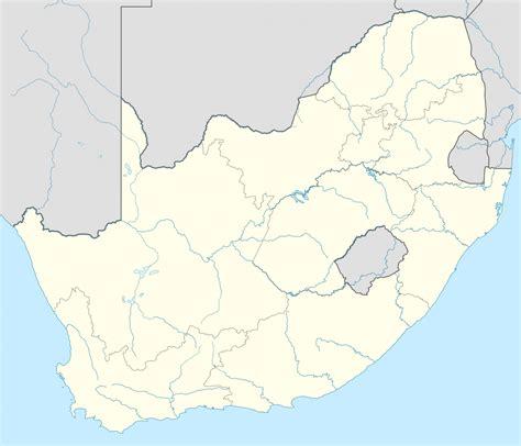 Ģeogrāfiskā karte - Dienvidāfrika - 2,031 x 1,741 Pikselis ...