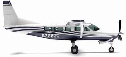 Cessna 208 Caravan Aircraft Turboprop Height Gear