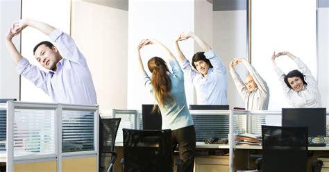 5 Exercices Pour Garder La Forme Même En Passant Ses