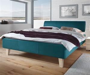 Bett 180x200 Massivholz Komforthöhe : polsterbett mit kunstleder in z b wei lopo ~ Bigdaddyawards.com Haus und Dekorationen