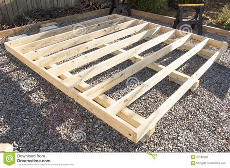 How To Build A Shed Floor Frame. Shire Adjustable Base For