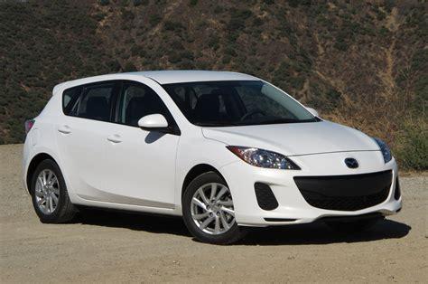 2012 Mazda Mazdaspeed3 Hatchback