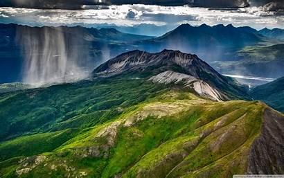 Alaska Wrangell Mountains 4k Wallpapers Background
