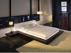 Platform Bed Decoration Custom Platform Bed Frames Bed Bath