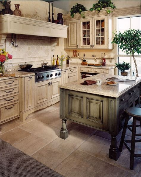 tuscan kitchen island made tuscany kitchen remodel by cabinets design